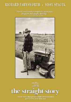 STRAIGHT STORY BY FARNSWORTH,RICHARD (DVD)